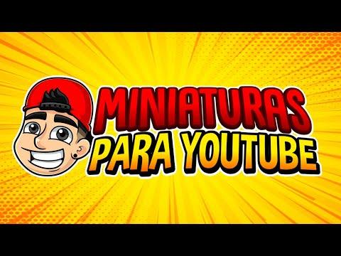 COMO CREAR MINIATURAS PARA YOUTUBE DESDE ANDROID (BIEN EXPLICADO) //Alexius Tv
