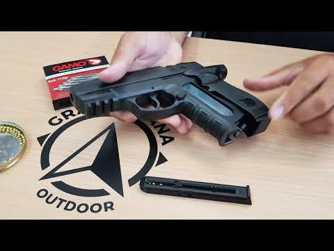 Funcionamiento Pistola Gamo GP20