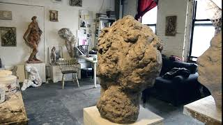 Studio Visit Bushwick NYC II | Avner Levinson