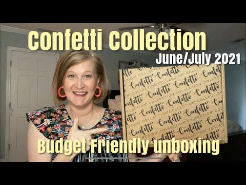 Confetti Collection  