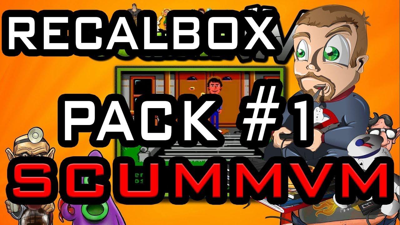 [PACK #1] ScummVM FR - Recalbox et PC - 40 jeux ! - Download /  Téléchargement