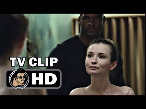 "AMERICAN GODS Official Clip ""Alive"" (HD) Emily Browning Drama Series"