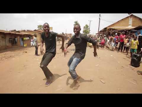 Sherrie Silver   Marimba Rija Remix Dance Choreography, ft Triplets Ghetto Kids
