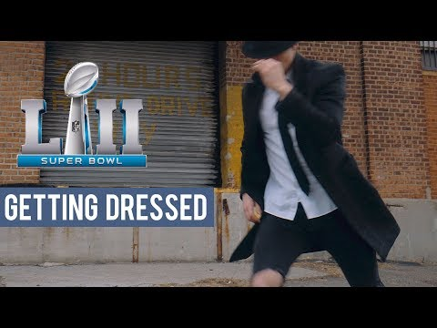 Justin Timberlake - Filthy - Super Bowl Inspired Dance Outfit