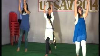 bekhauff azaad hai jeena mujhe dance at utsav