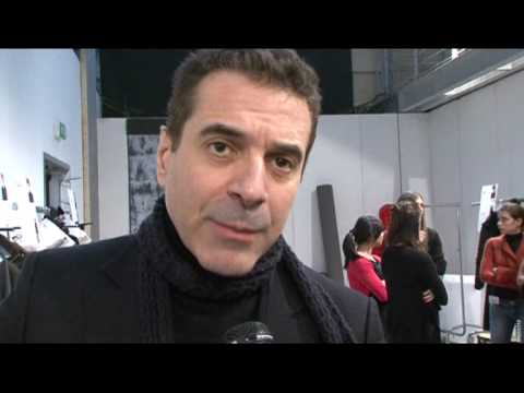Une interview exclusive d'Ennio Capasa