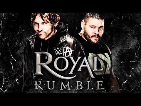 ROYAL RUMBLE 2016 / WWE 2k16 SIMULATION
