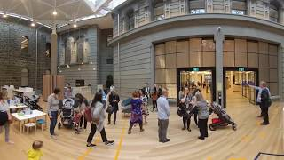 Experience the revamped State Library in VR 360
