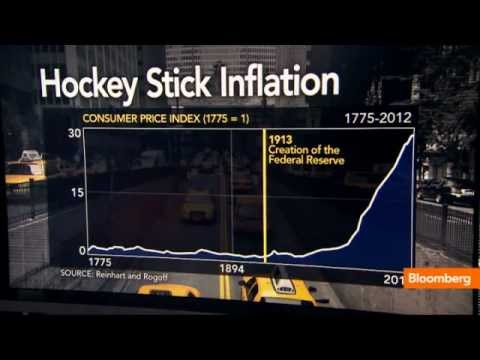 Bloomberg: Is Inflation the Legacy of the Federal Reserve?