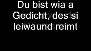 Wolfgang Ambros - Du bist wia de Wintasun (Lyrics)