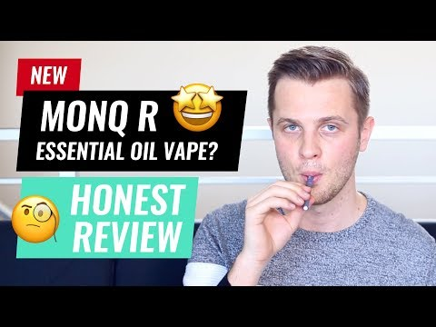 monq-r-essential-oil-diffuser-review---first-impressions-for-new-product-2019