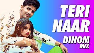 Teri Naar : DINOM Mix  Nikk Ft Avneet Kaur   Rox A   Gaana Originals   New Punjabi Songs 2019