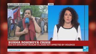 Rohingya crisis: