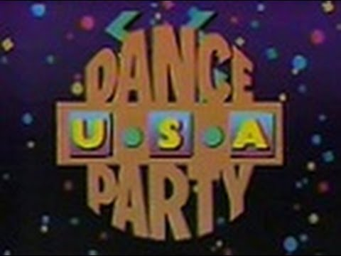 USA Network - Dance Party USA (Ending, 1987)