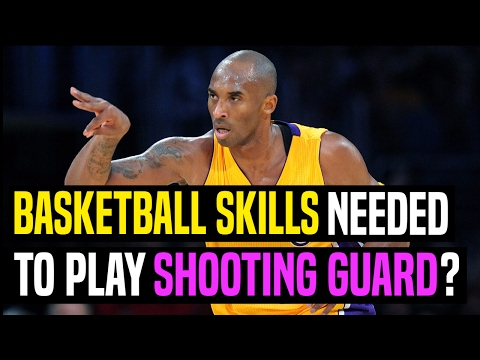 Basketball Skills Needed To Play Shooting Guard? | Dre Baldwin