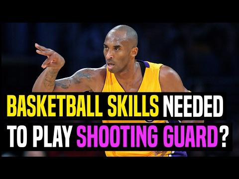 Basketball Skills Needed To Play Shooting Guard? | Dre Baldwin