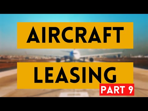 AIRCRAFT LEASING  9