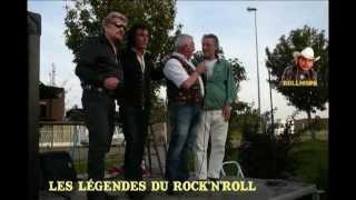 """"""" LES LÉGENDE DU ROCK"""