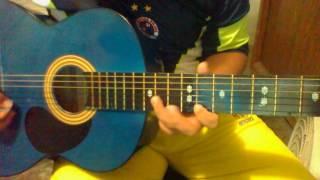 tus latidos guitarra