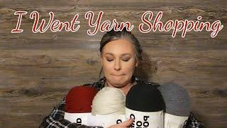 YARN HAUL from JO-ANN