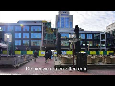Verbouwing stadhuis Zoetermeer 2016 2018