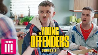 When You Get Caught Lying   The Young Offenders Series 2