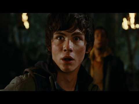 Percy Jackson & The Lightning Thief Trailer