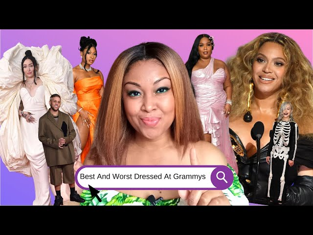 Best And Worst Dressed Grammys | Grammys 2021 | Beyonce Grammys | Doja Cat | This Bahamian Gyal