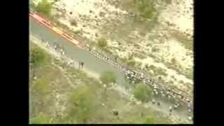2000 ブエルタ・ア・エスパーニャ 第5ステージ (ギアが足りないとこうなる)