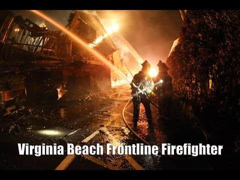 Virginia Beach Frontline Firefighter - April 2015