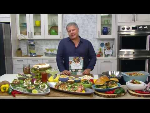 Margaritaville: The Cookbook Concept Chef Talks Book, Lifestyle, Margaritas and Paellas