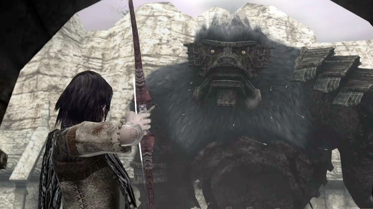 OF PORTUGUES PS2 BAIXAR SHADOW COLOSSUS THE