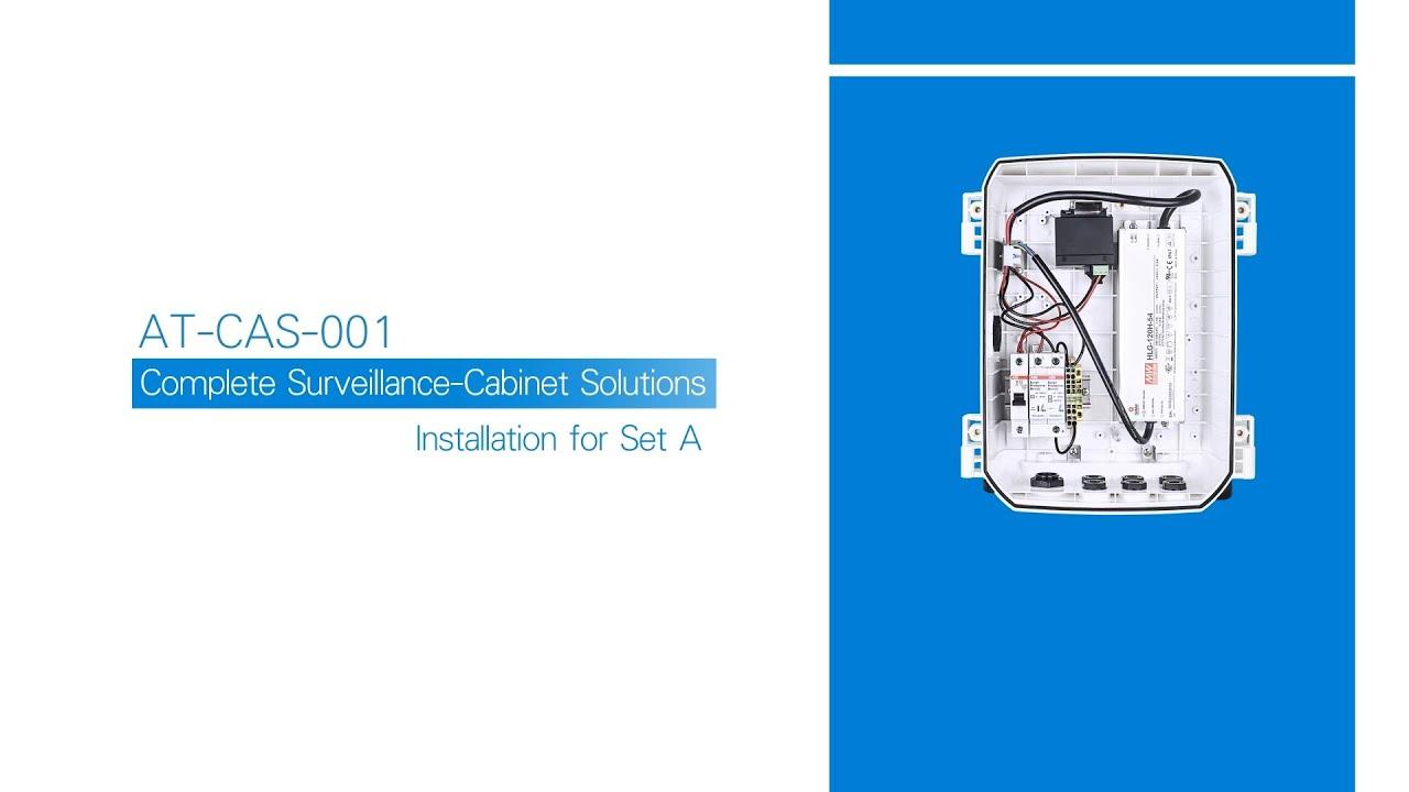 VIVOTEK AT-PSP-001 PoE /Überspannungsschutz