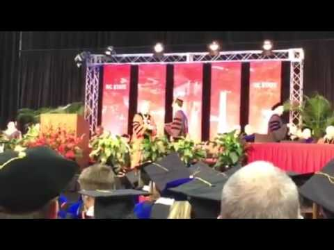 PhD Graduation Walk