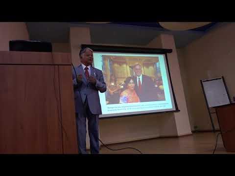 Hari Sharma Nanomedicine Talk at Far Eastern Russian Academy of Sciences, Vladivostok, Oct 19, 2017