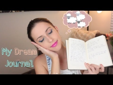 My Dream Journal & How I Remember My Dreams