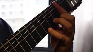 Sa Ngalan ng Pag-ibig (Classical Guitar)