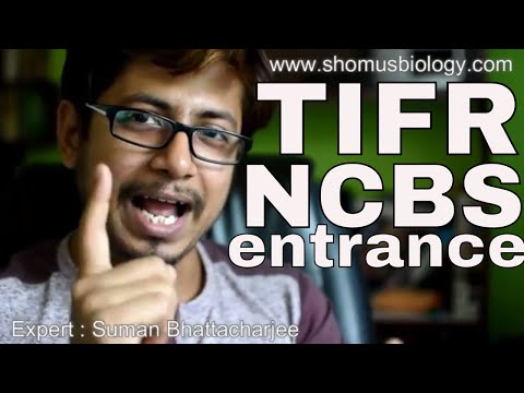 TIFR NCBS exam preparation | How to crack JGEEBILS ?