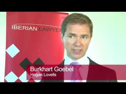 Iberian Lawyer TV: Artificial intelligence in legal services  Burkhart Goebel Hogan Lovells