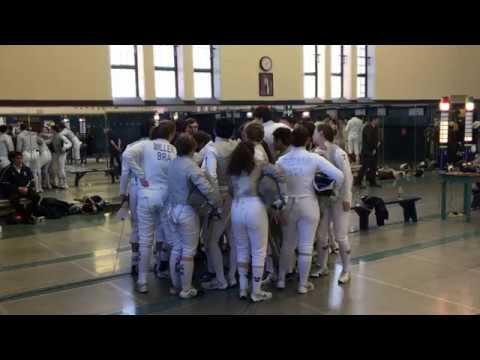 Yale Fencing 2016-17