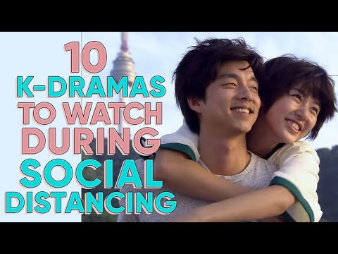 10 KDramas To Watch During Social Distancing [ft. KimchiLovesCurry]