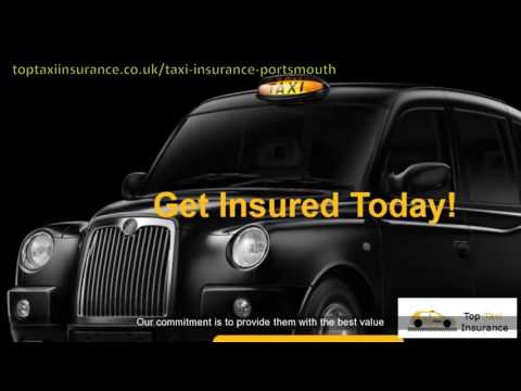 Portsmouth UK Taxi Insurance