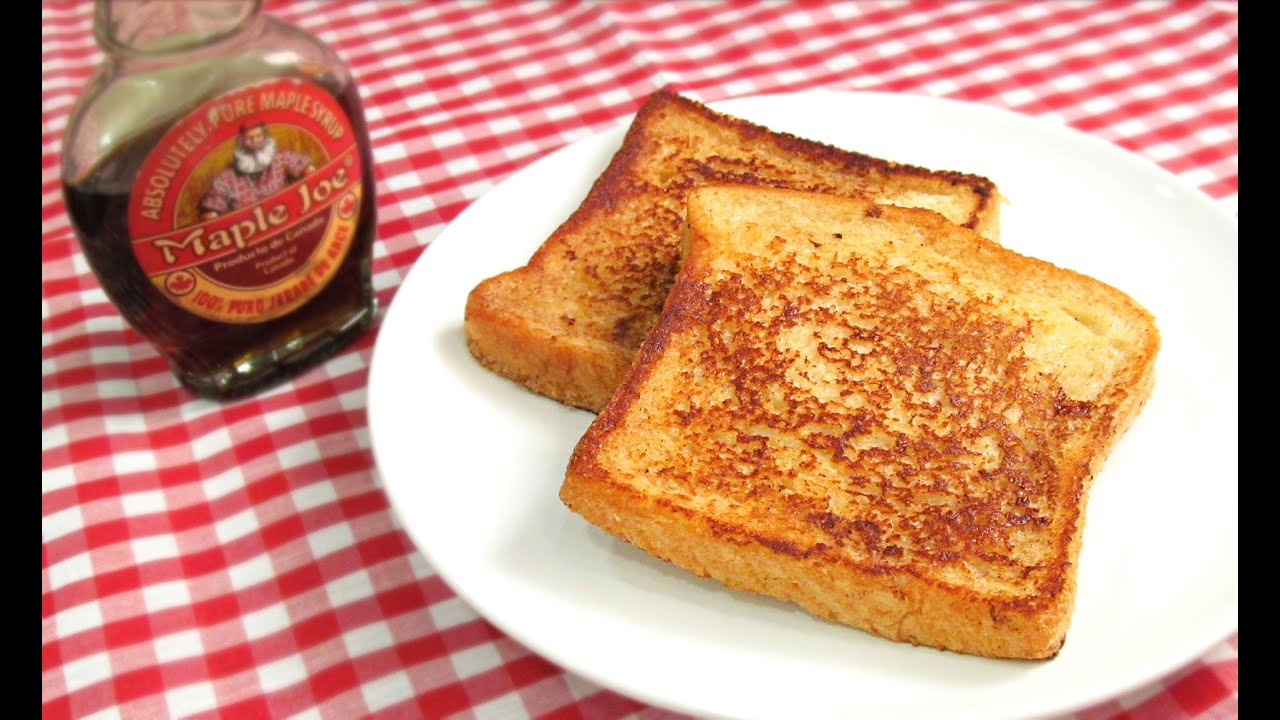Tostadas francesas french toast desayunos f ciles y for Comidas francesas