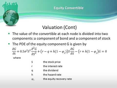 Convertible and Reverse Convertible Bond Introduction and Valuation Guide