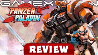 Panzer Paladin - REVIEW (Nintendo Switch) (Video Game Video Review)
