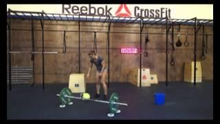 3d online CrossFit Games - №268 Албу Александра WOD2 307 reps.mp4