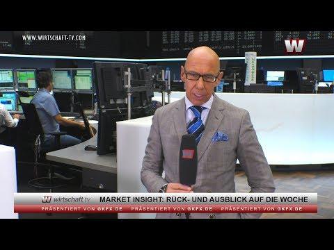 Market Insight: DAX tritt auf der Stelle!