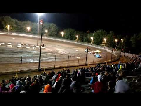 9/1/17 Sycamore Speedway - 6 Lap Compact Trophy Dash