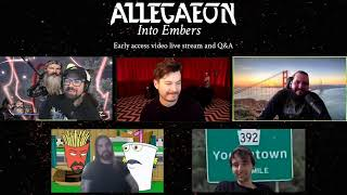 """Allegaeon """"Into Embers"""" video debut & band Q&A"""
