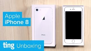 Apple iPhone 8 | Ting Unboxing
